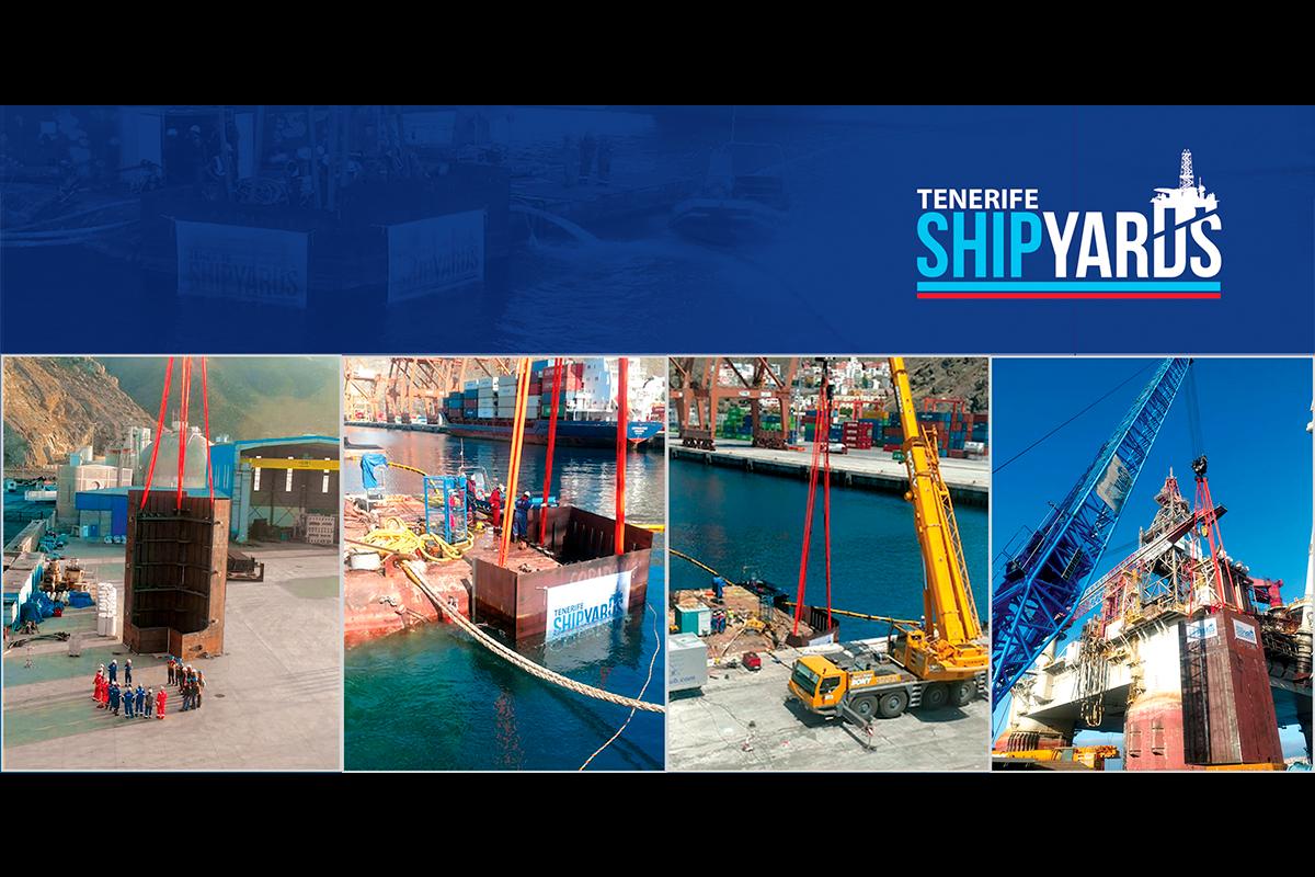 Diseño de Redes Sociales Tenerife Shipyards