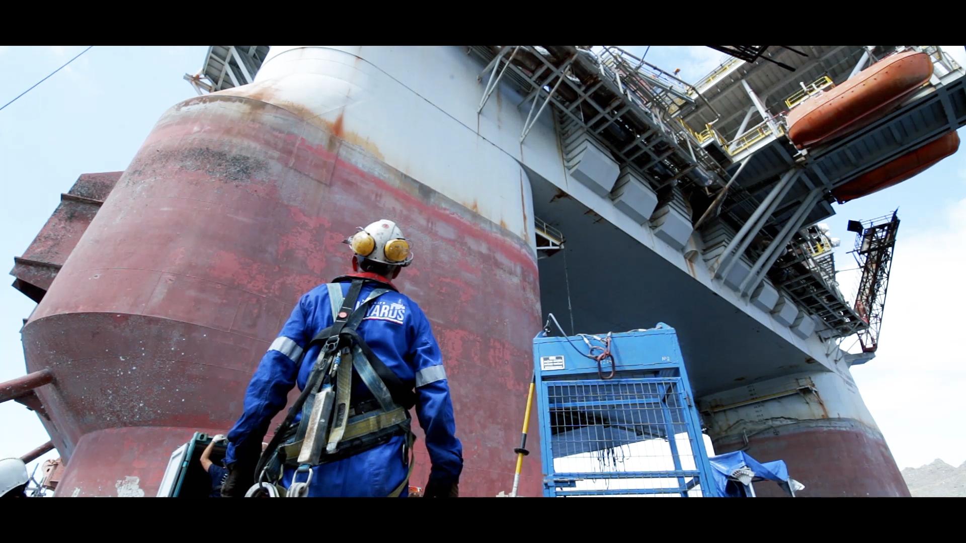 Pontoon Hull Repairs 2018 8
