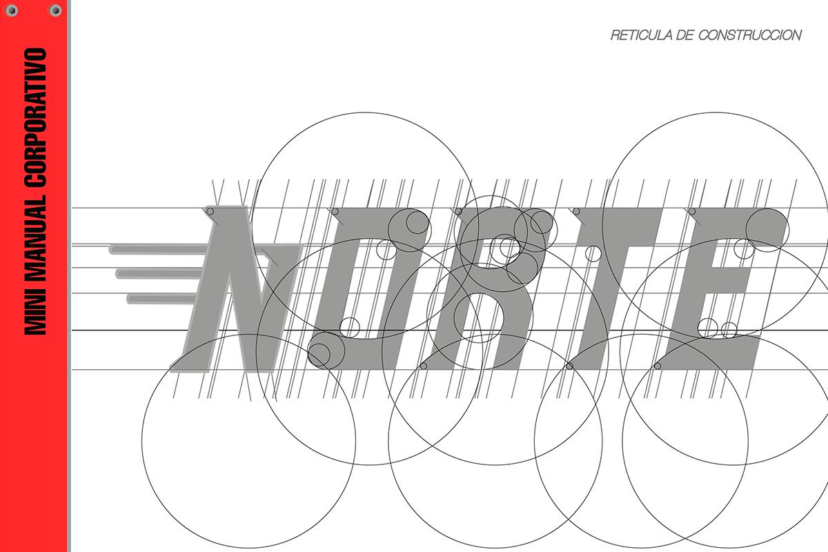 Logo Grid - Retícula de construcción